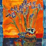 Irises © Berenice Pliskin 2013