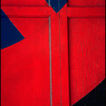 Blue Red Black © Bob Pliskin 2013