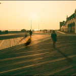 Coney Island, Winter Evening © Bob Pliskin 2013
