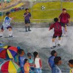 Futbol en el Verano © Berenice Pliskin 2013