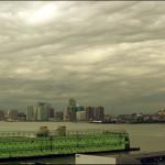 Jersey City Sky © Bob Pliskin 2013