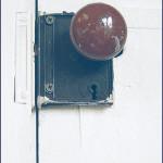 """44 N. Division St. knob"""" © Bob Pliskin 2013"""