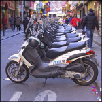 NYPD-Motorcycles © Bob Pliskin 2013