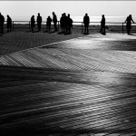 Winter Boardwalk © Bob Pliskin 2013